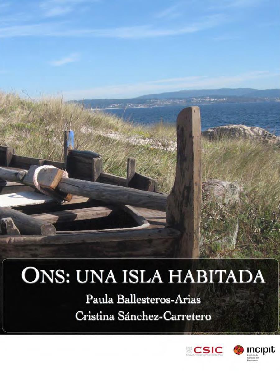 Image of: Ons: una isla habitada