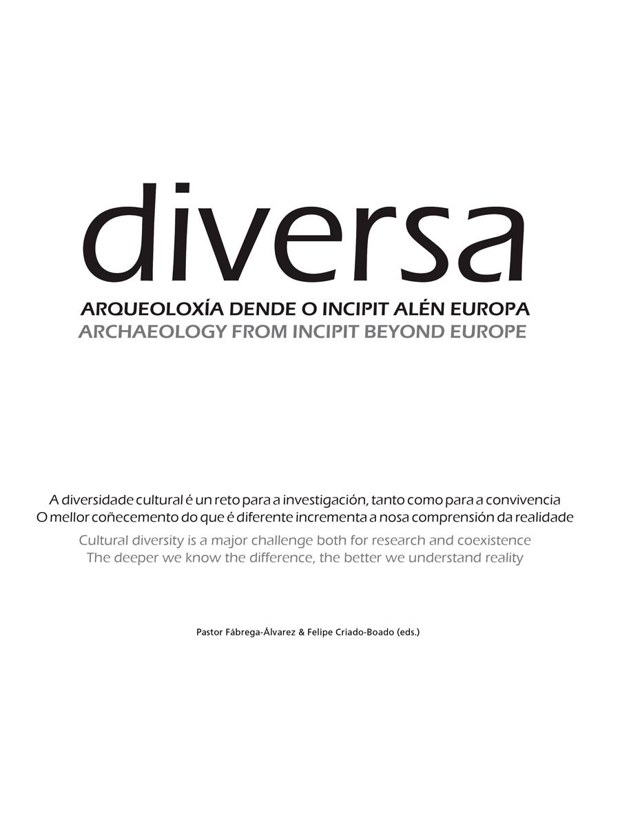 Image of: DIVERSA. Arqueología desde el Incipit más allá de Europa