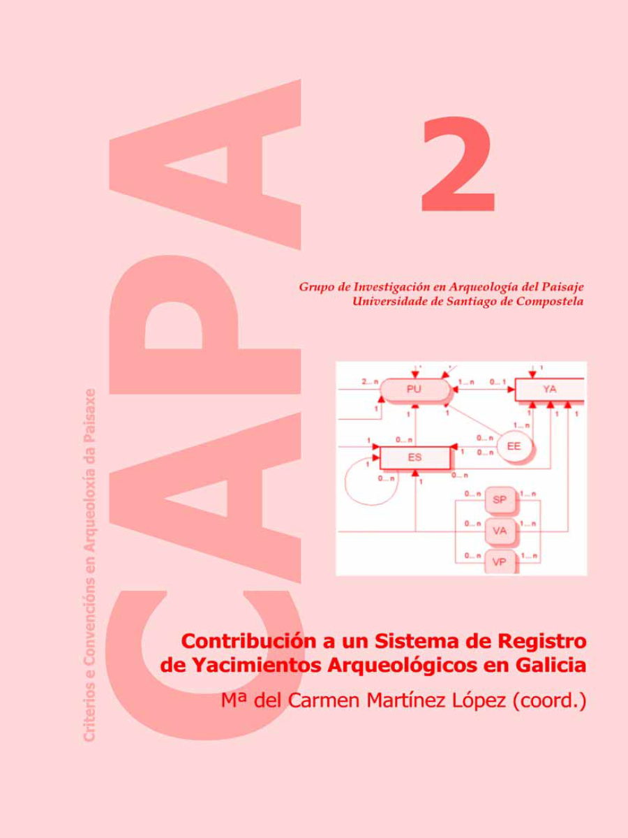Image of: Contribución a un Sistema de Registro de Yacimientos Arqueológicos en Galicia