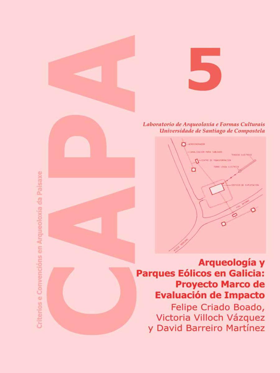 Image of: Arqueología y Parques Eólicos en Galicia: Proyecto Marco de Evaluación de Impacto