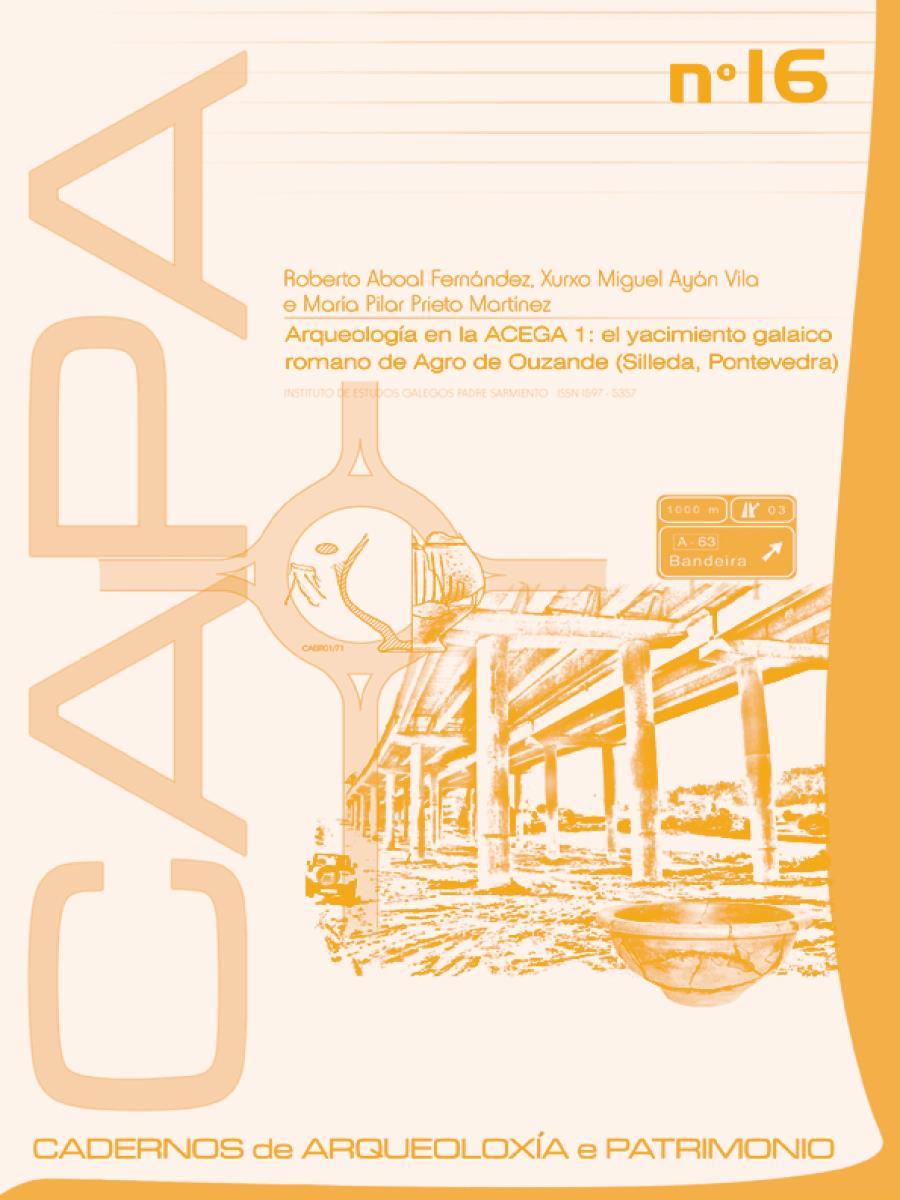 Image of: Arqueología en la ACEGA 1: El Yacimiento Galaico-Romano de Agro de Ouzande (Silleda, Pontevedra)