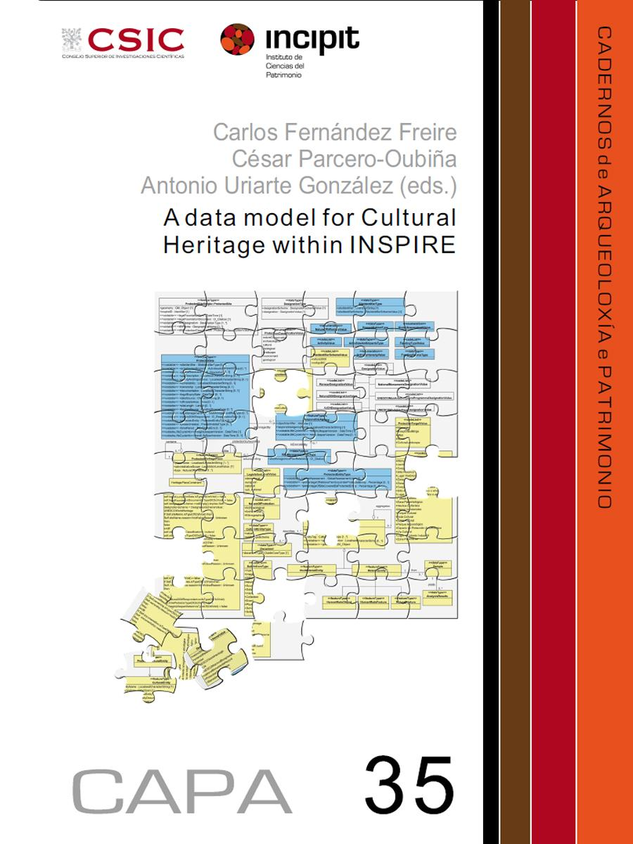 Imaxe de: A data model for Cultural Heritage within INSPIRE