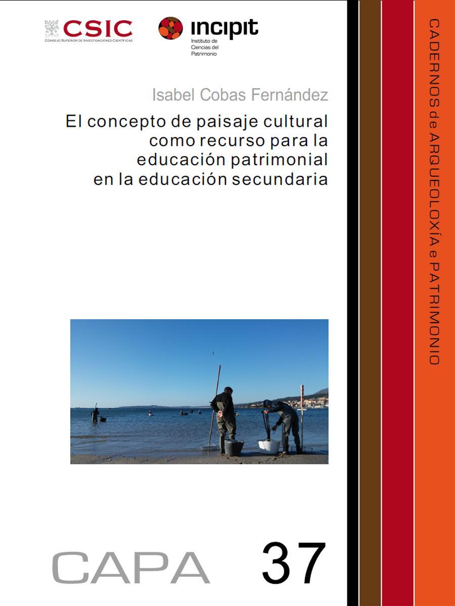 Image of: El concepto de paisaje cultural como recurso para la educación patrimonial en la educación secundaria