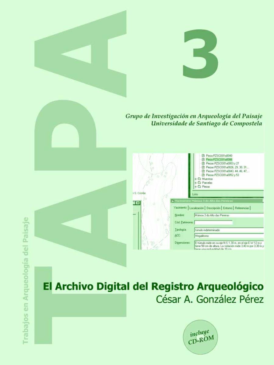 Imagen de: El Archivo Digital del Registro Arqueológico