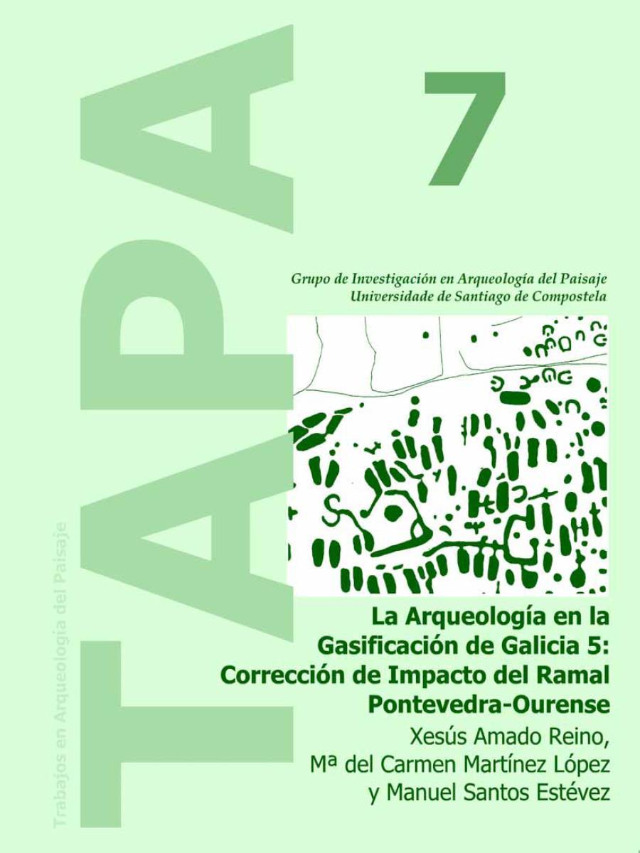 Imagen de: La Arqueología en la Gasificación de Galicia 5: Corrección de Impacto del Ramal Pontevedra-Ourense