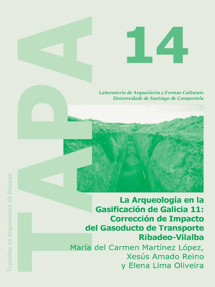 Imagen de: La Arqueología en la Gasificación de Galicia 11: Corrección de Impacto del Gasoducto de Transporte Ribadeo-Vilalba