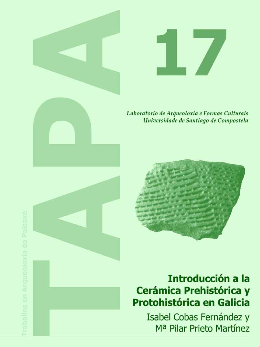 Imagen de: Introducción a la Cerámica Prehistórica y Protohistórica en Galicia