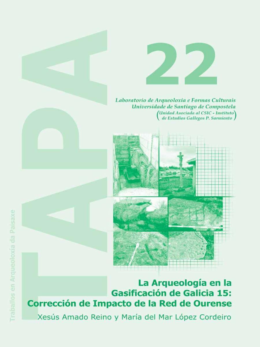 Imagen de: La Arqueología en la Gasificación de Galicia 15: Corrección de Impacto de la Red de Ourense