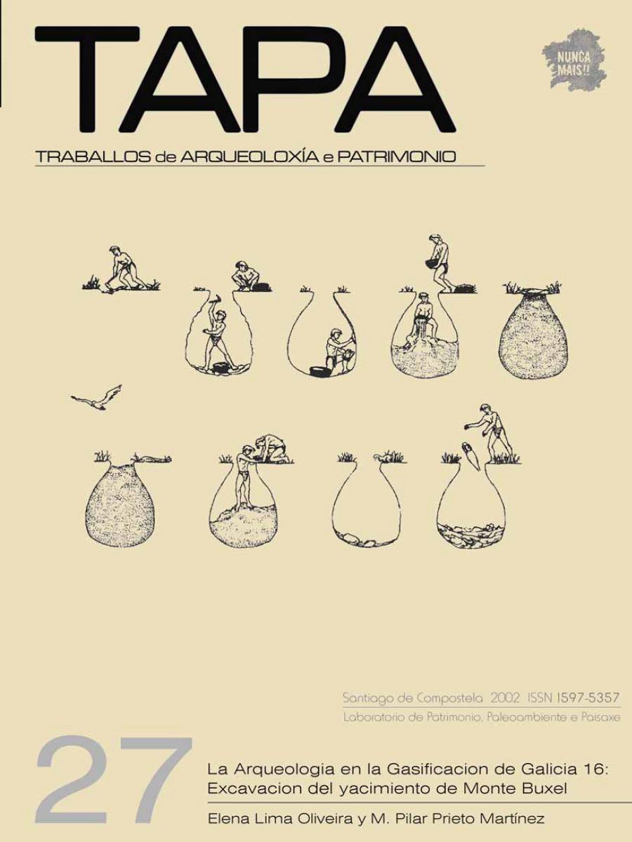 Imagen de: La Arqueología en la Gasificación de Galicia 16: Excavación en el Yacimiento de Monte Buxel