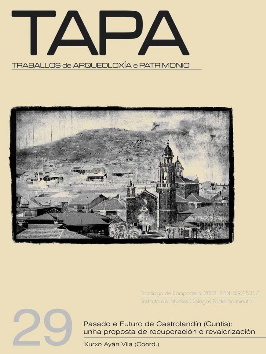 Imagen de: Pasado e Futuro de Castrolandín (Cuntis): Unha Proposta de Recuperación e Revalorización