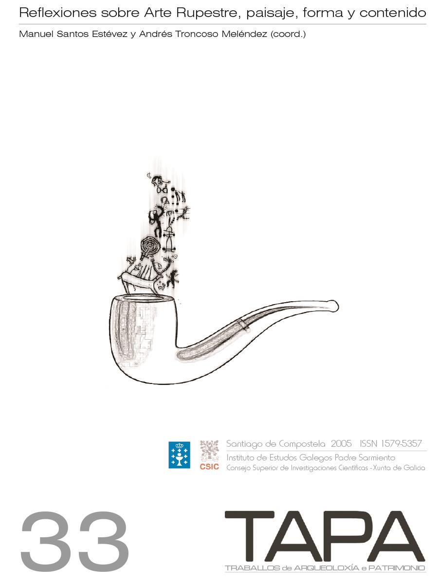 Imagen de: Reflexiones sobre Arte Rupestre, Paisaje, Forma y Contenido