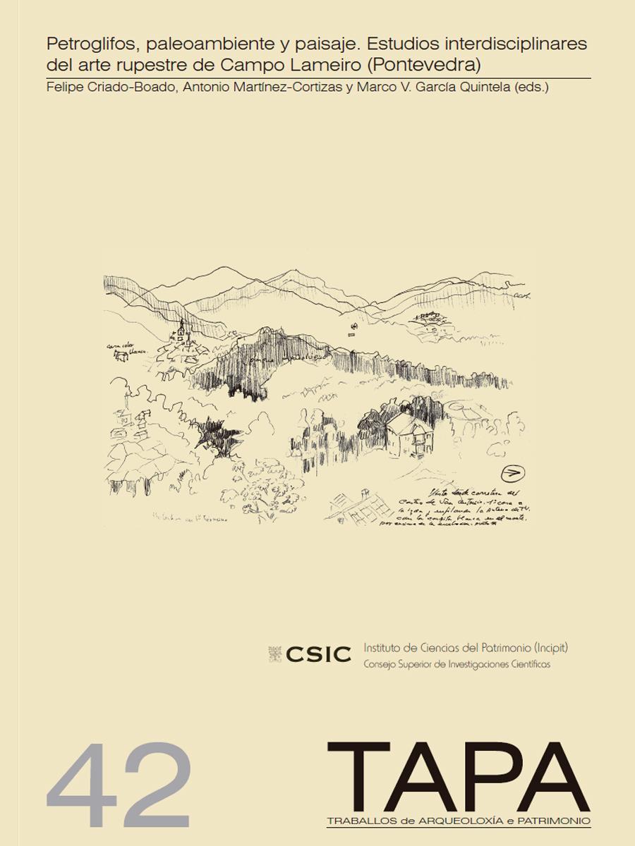 Imagen de: Petroglifos, paleoambiente y paisaje. Estudios interdisciplinares del arte rupestre de Campo Lameiro (Pontevedra)