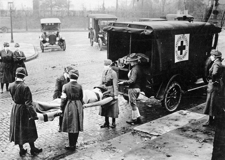 Image of: Epidemias:  Una visión histórica y retos para el futuro
