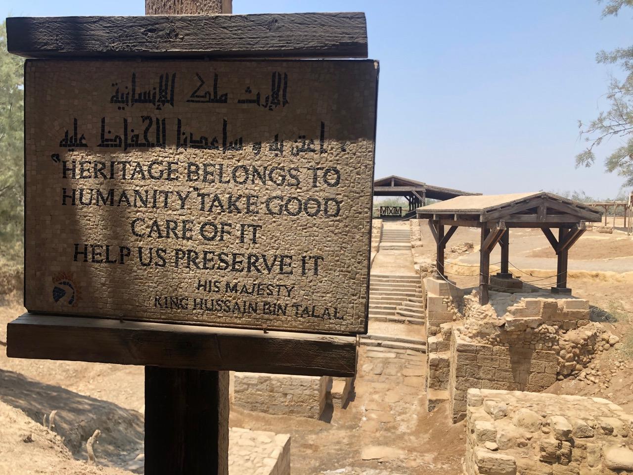 Image of: La tierra prometida 2: Jordania y Palestina
