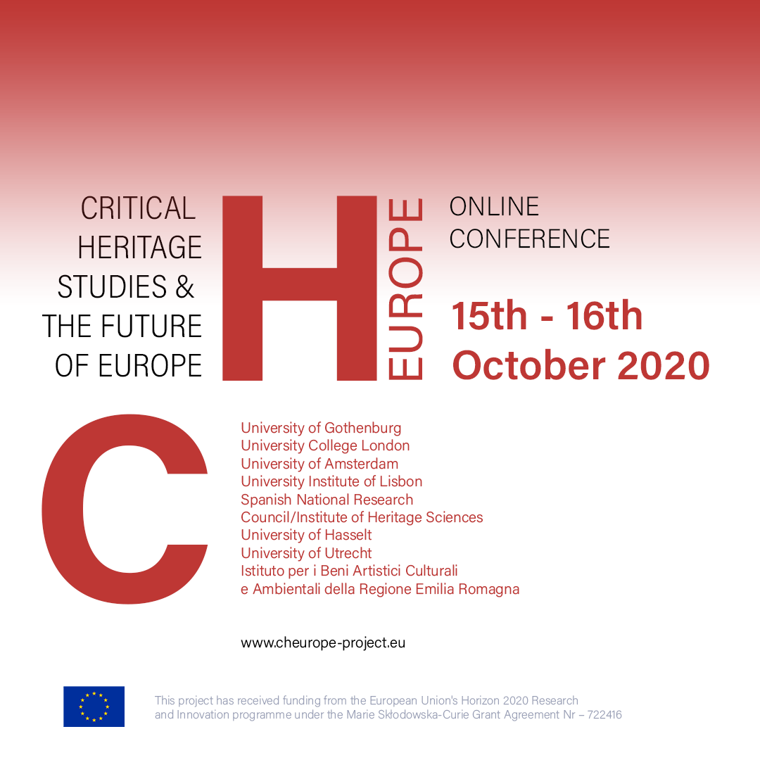 Imagen de: International CHEurope online conference (15-16 Oct 2020)