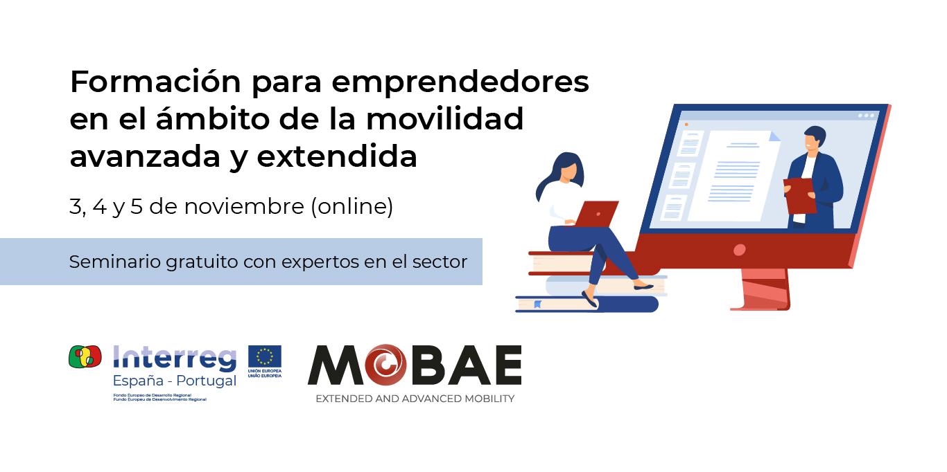 Image of: Formación MoBAE para emprendedores en movilidad avanzada y extendida