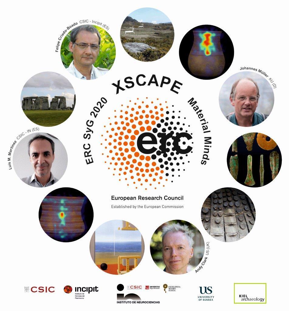 Imaxe de: El CSIC coordinará una Synergy Grant de 10 millones de euros del European Research Council para estudiar cómo los artefactos culturales influyen en los procesos cognitivos