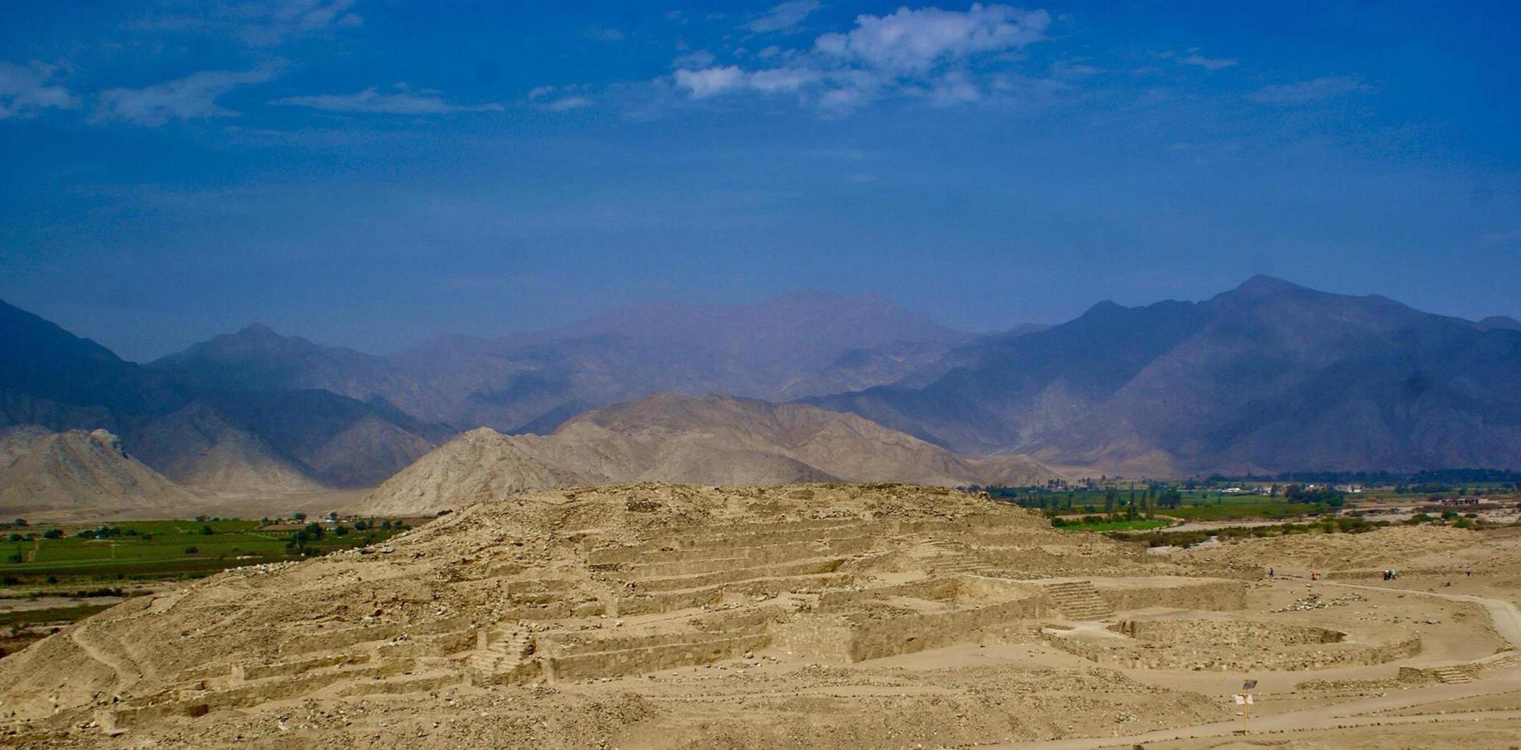 Image of: CSIC e IAC establecen la relación entre la localización de los monumentos de la Cultura del Supe (Perú), sus orientaciones y ciertos elementos astronómicos y topográficos