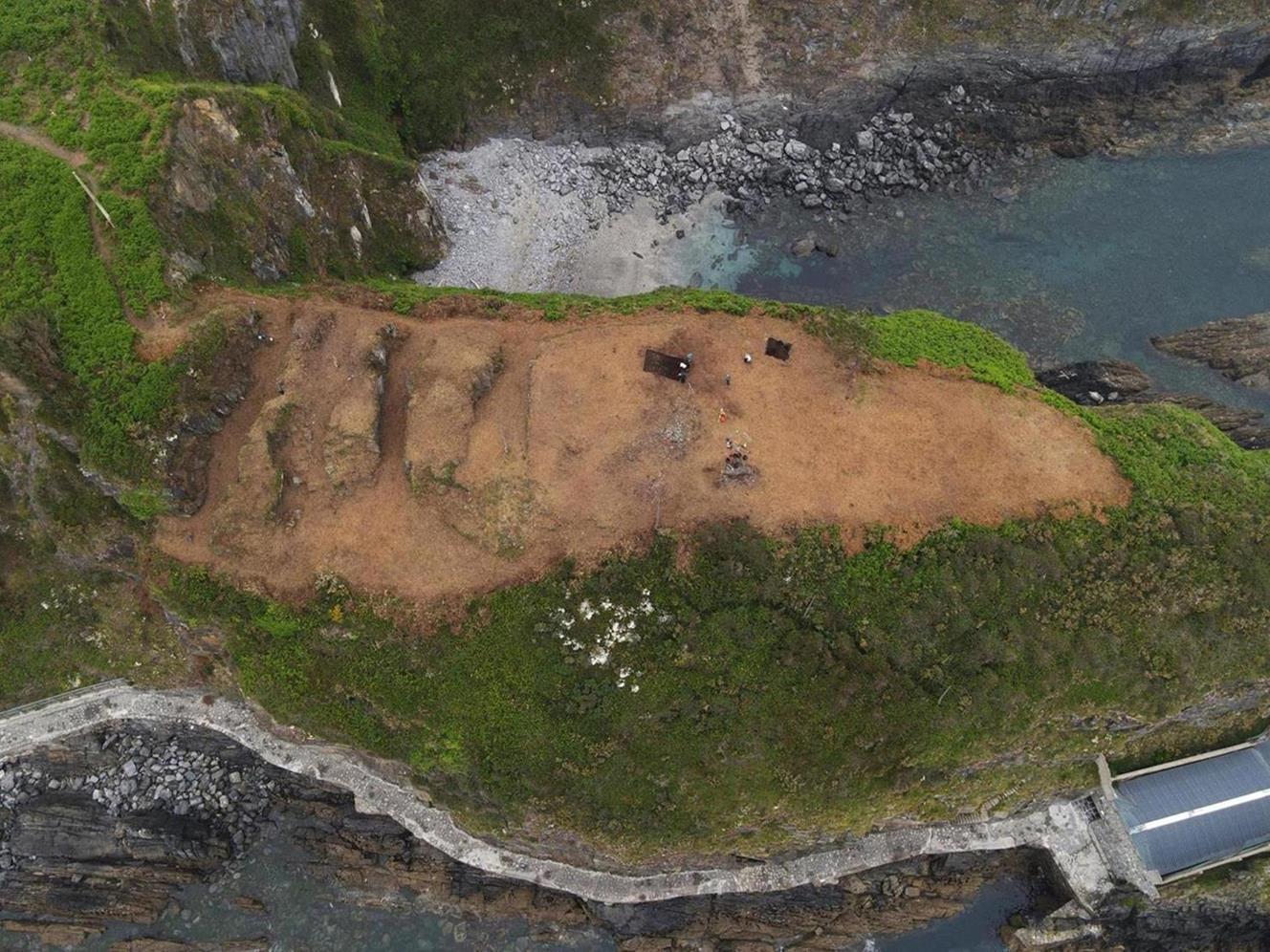 Imagen de: El CSIC inicia una investigación arqueológica en Luarca