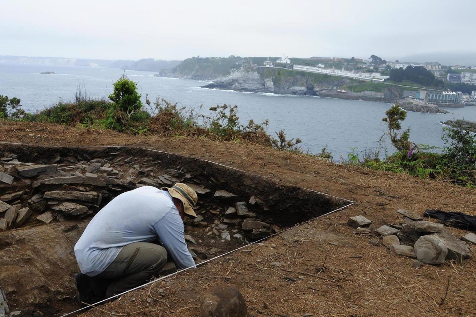 Imagen de: Concluye la campaña arqueológica del CSIC en el castro valdesano de Puntamuyeres
